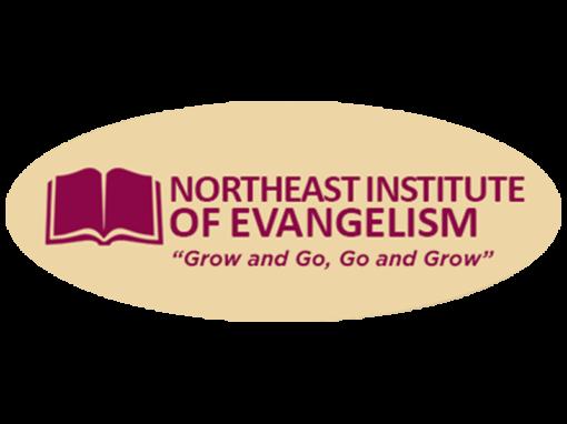 NORTHEAST INSTITUTE OF EVANGELISM BRANDING LOGO